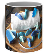 Blue Fish Mini Soap Coffee Mug