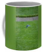 Blue Flight Coffee Mug