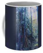 Blue Forest By Jrr Coffee Mug