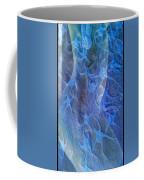 Blue Fossil Coffee Mug