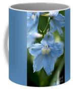 Blue Fragil Coffee Mug
