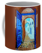 Blue Gate Coffee Mug