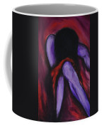 Blue Girl Coffee Mug