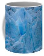 Blue Glacier Coffee Mug