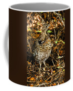 Blue Grouse Coffee Mug