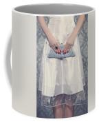 Blue Handbag Coffee Mug