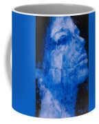 Blue Head Coffee Mug