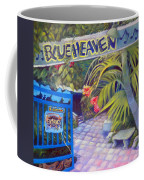Blue Heaven New View Coffee Mug