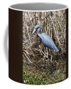 Blue Heron Lacassine Coffee Mug