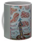 Blue Holes Coffee Mug