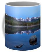 Blue Hour On Sprague Lake Coffee Mug