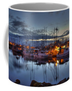 Blue Hour Coffee Mug by Randy Hall