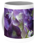 Blue Hydrangeas Coffee Mug