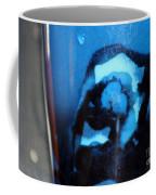 Blue Instant Coffee Mug