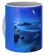 Rock Of Blues Coffee Mug