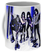 Blue Kiss Coffee Mug