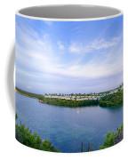 Blue Lagoon Cottages Coffee Mug