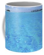 Blue Lagoon. Coffee Mug