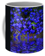Blue Lobelia Coffee Mug