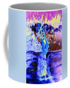 Blue Maqical Sensualism Coffee Mug