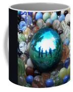 Magic Blue Marble Coffee Mug