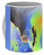 Blue Mars Coffee Mug