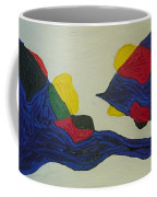 Blue Meanies Coffee Mug
