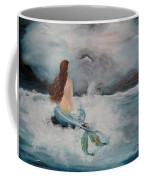 Blue Mermaid Coffee Mug