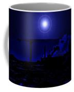 Blue Moon Over Baltimore Coffee Mug