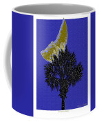 Blue Moon Over Palmetto  Coffee Mug