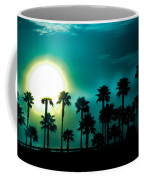 Blue Moon Rising Coffee Mug