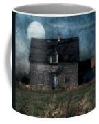 Blue Moon Rising Coffee Mug