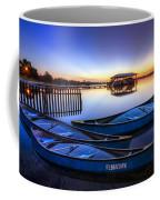Blue Morning Coffee Mug