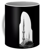 Blue Mosque 01 Coffee Mug
