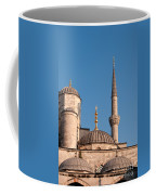 Blue Mosque 02 Coffee Mug