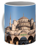 Blue Mosque Domes 01 Coffee Mug