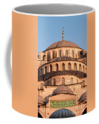Blue Mosque Domes 02 Coffee Mug