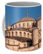 Blue Mosque Domes 05 Coffee Mug