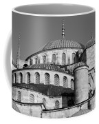 Blue Mosque Domes 06 Coffee Mug