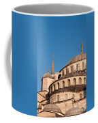 Blue Mosque Domes 07 Coffee Mug