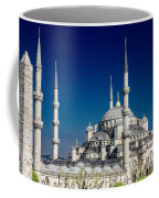 Blue Mosque In Istanbul Coffee Mug