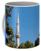 Blue Mosque Minaret 01 Coffee Mug