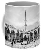Blue Mosque Minaret Coffee Mug