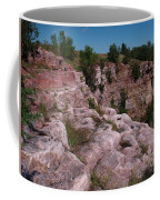 Blue Mounds Quarry Coffee Mug by James Peterson