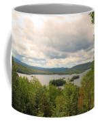 Blue Mountain Lake Coffee Mug