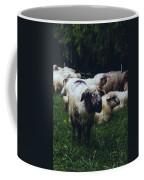 Blue Mountain Sheep Coffee Mug