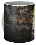 Blue Mountains Waterfall Coffee Mug