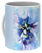 Blue Mystery Coffee Mug