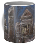 Blue Night Close Up 6 Coffee Mug