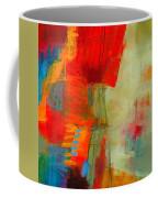 Blue Orange 1 Coffee Mug